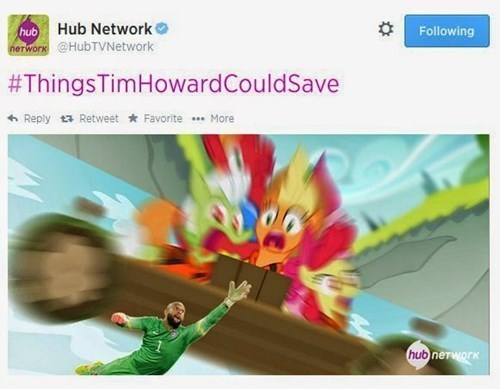 Apple Family,tim howard,twitter