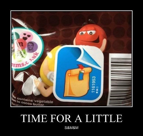 m&m,sexy times,funny,wtf