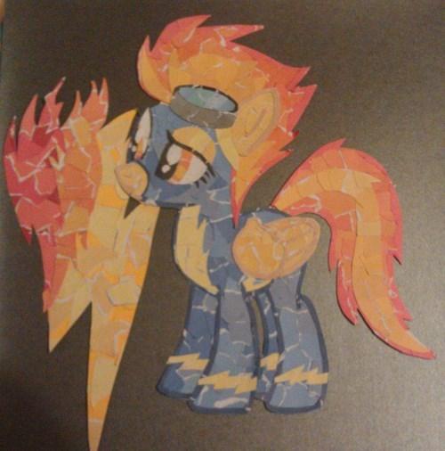 Fan Art spitfire paper - 8247540480