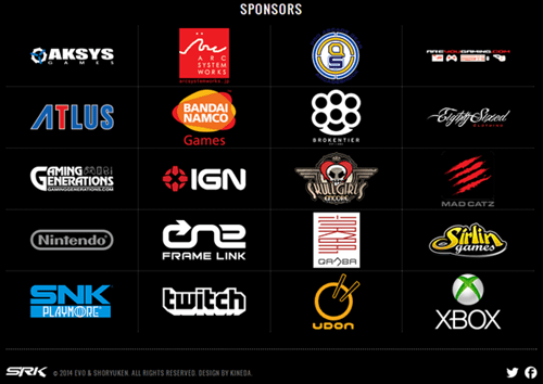 fighting games,nintendo,EVO,Video Game Coverage