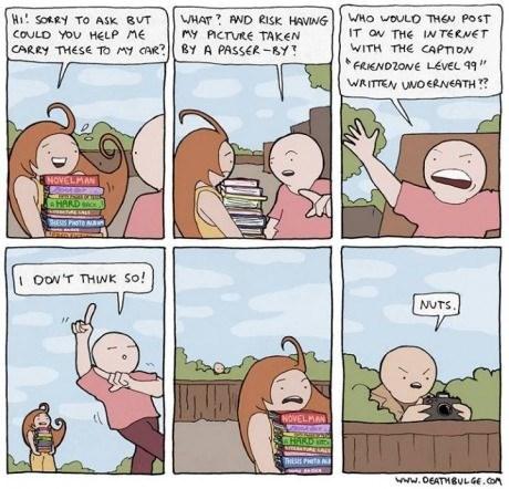 friendzone friends web comics - 8247681792
