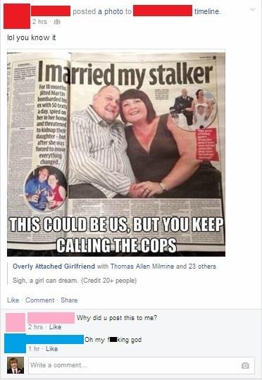 facebook,stalkers