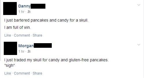Candy AND Pancakes?