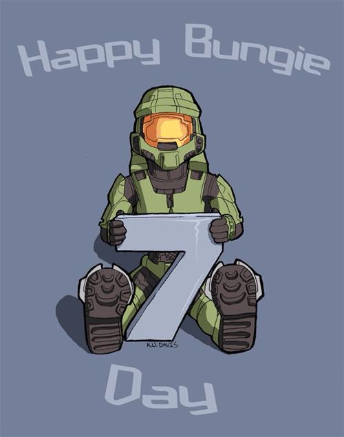 bungie,bungie day
