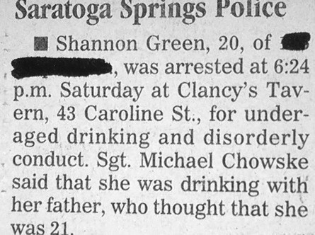 drinking newspaper parenting - 8248147968