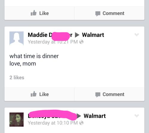Walmart parentbook - 8248156416