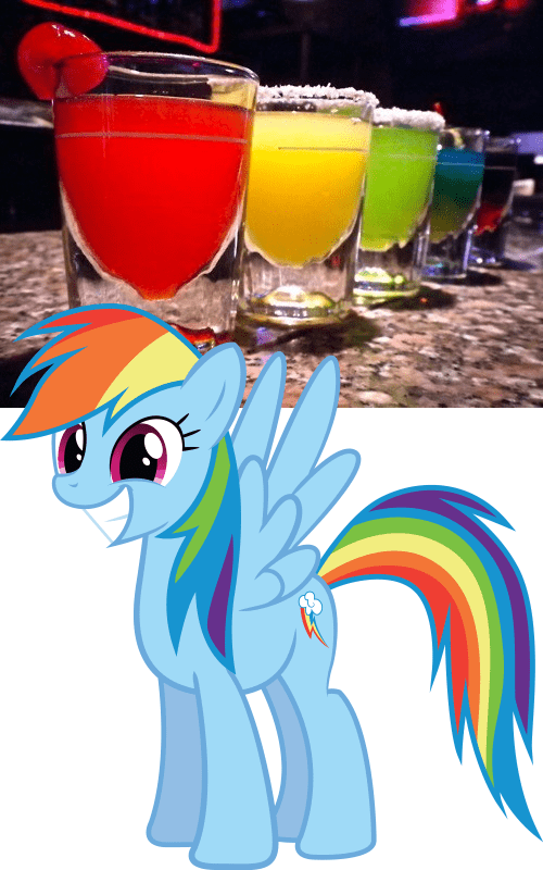 after 12 booze rainbow rainbow dash