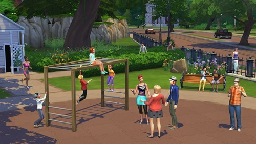 sims 4 The Sims Video Game Coverage - 8248613632