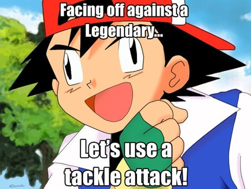 ash derp Pokémon tackle - 8248681984