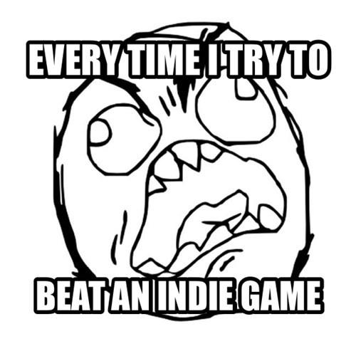 gamers,indie games,rage face