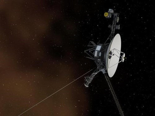 science space interstellar space voyager 1 - 8248855296