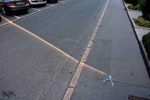 Street Art x men hacked irl do it for morph - 8248876800