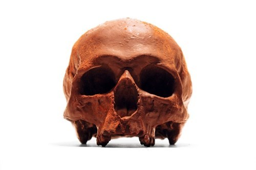 food chocolate design skull - 8248878080