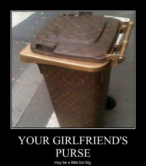 fancy wtf trash can funny