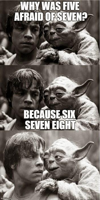 jokes the force yoda - 8248964096