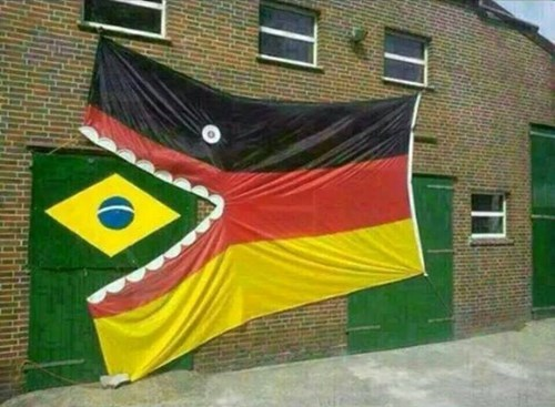 brazil Germany soccer world cup - 8248974592