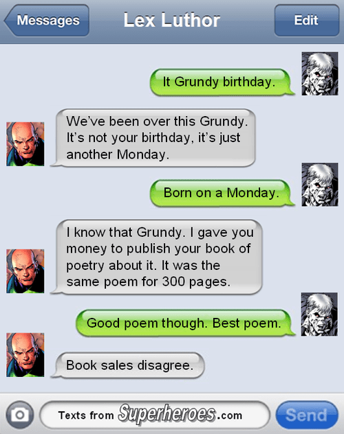solomon grundy,lex luthor