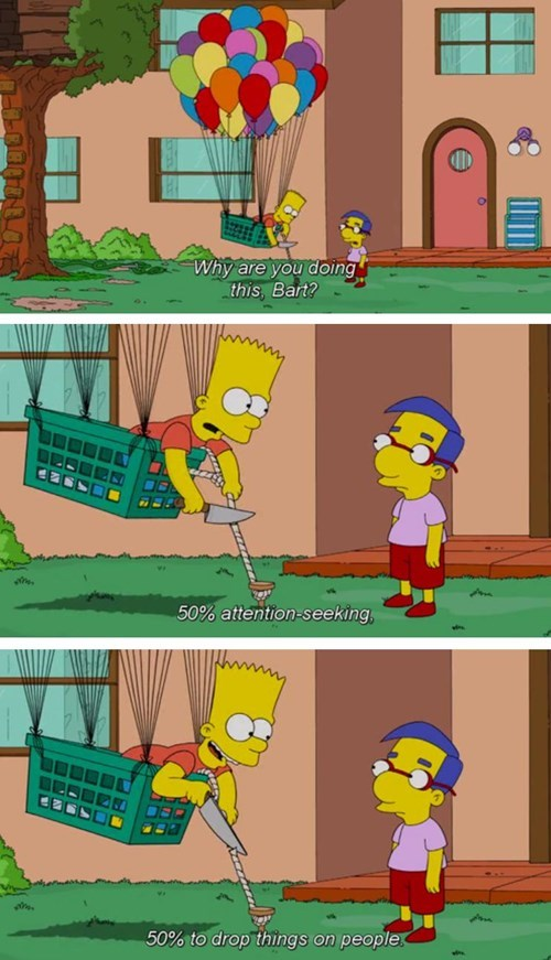 summer the simpsons water balloons - 8249147136