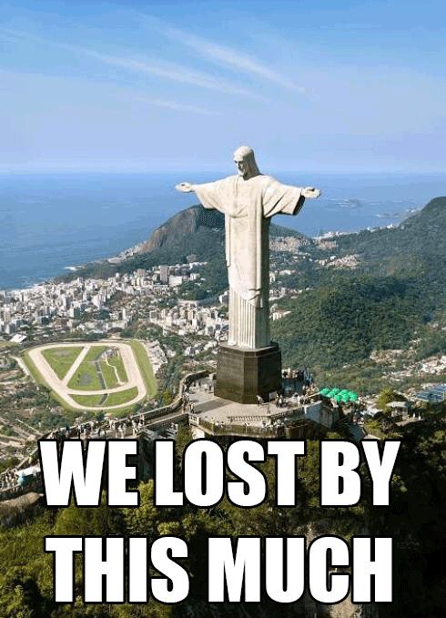 brazil world cup Germany soccer - 8249170944