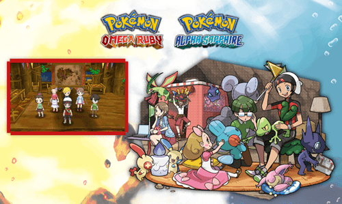 news,ORAS,secret bases,Video Game Coverage
