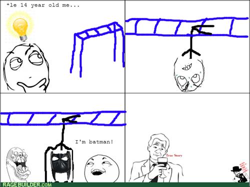 monkey bars batman - 8249635072