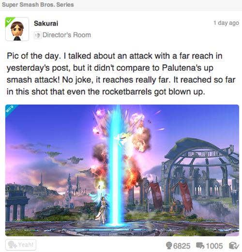 super smash bros palutena Video Game Coverage - 8249711360