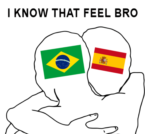 brazil,world cup,Spain,i know that feel bro