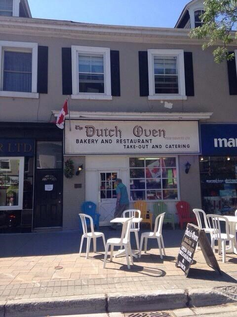 monday thru friday dutch oven business name g rated