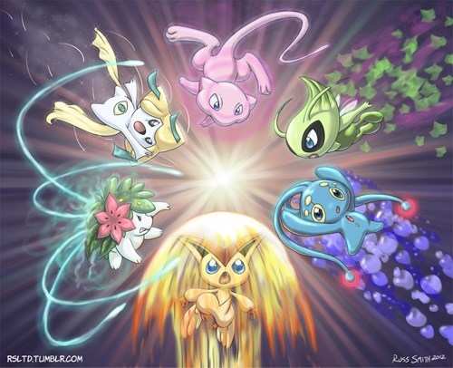 cute Fan Art legendaries little - 8249846272