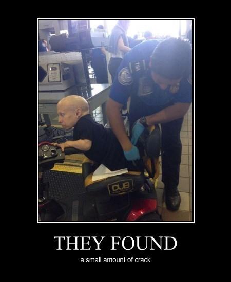 control mini me funny TSA wtf