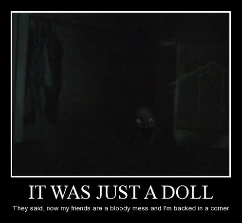 doll funny scary wtf - 8249905408