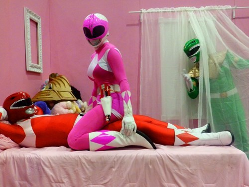 sexy times,funny,power rangers,right in the childhood