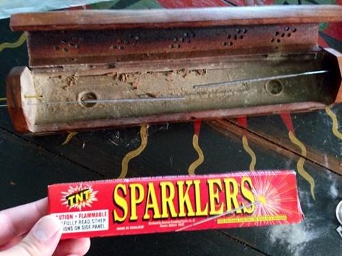 incense sparklers - 8250063360