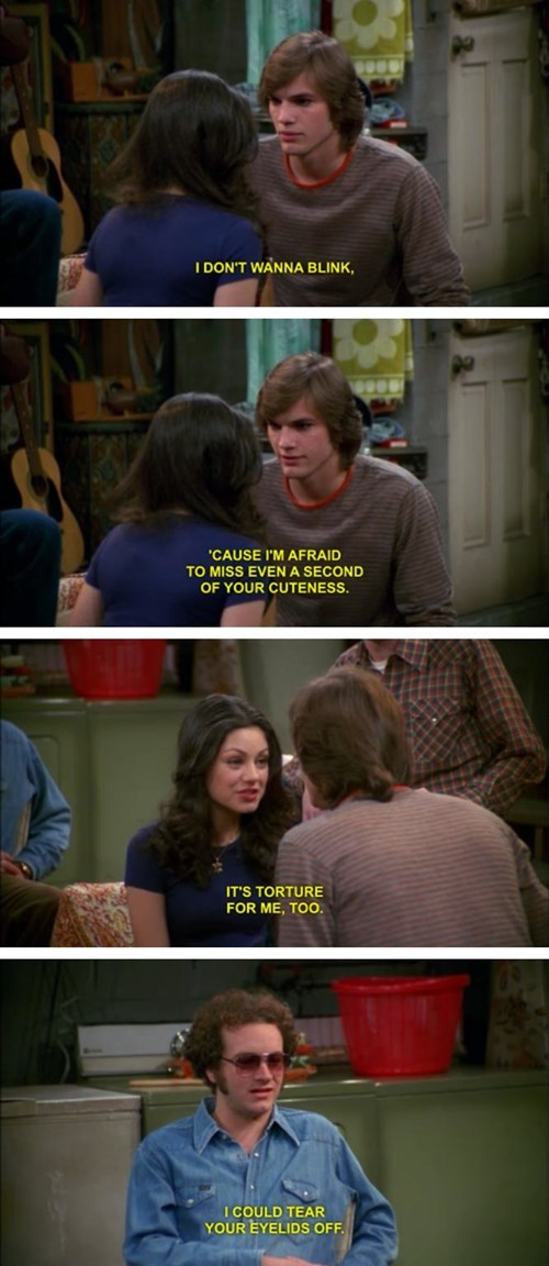 annoying friends that 70s show - 8250127104