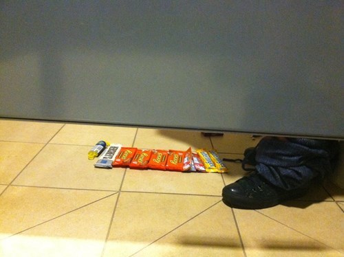 bathroom,candy,what