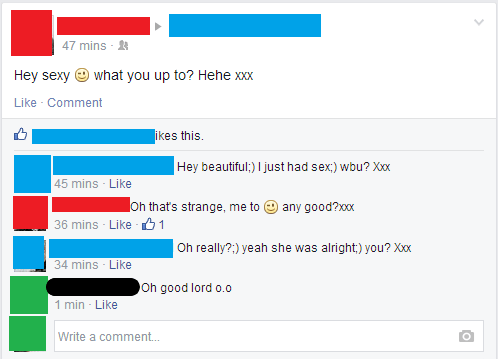 sex TMI facebook - 8250420736