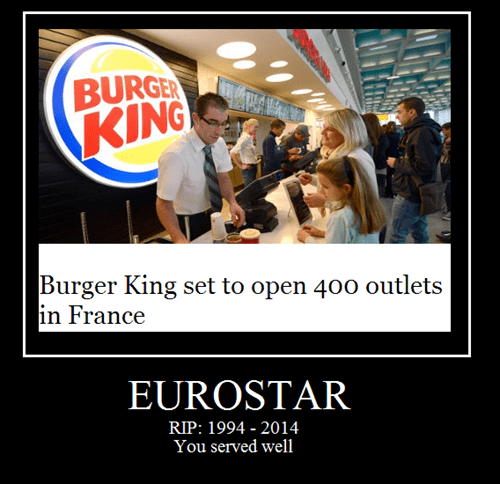 burger king france funny fast food - 8250725120
