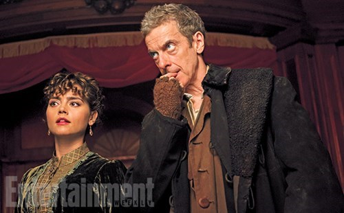 clara oswin oswald premiere 12th Doctor