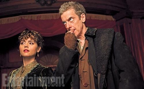 clara oswin oswald premiere 12th Doctor - 8250880000