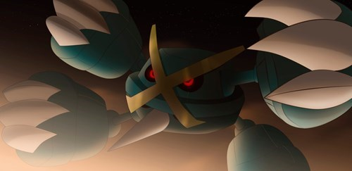 Fan Art smogon mega metagross - 8250976768