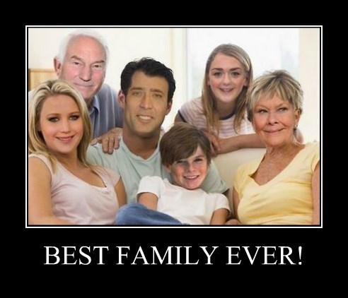family funny nicolas cage patrick stewart - 8251066112