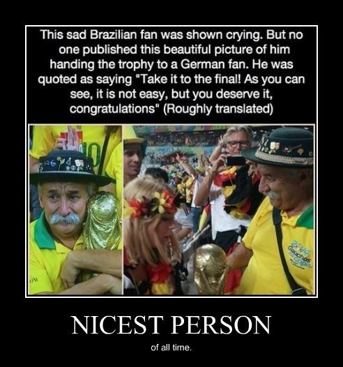 awesome nice funny person world cup - 8251067392