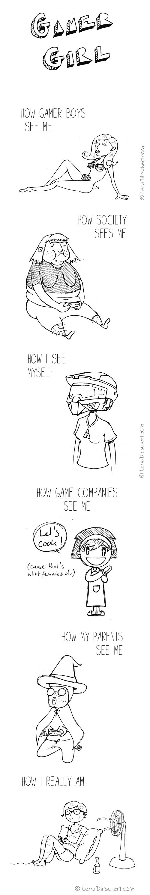 gaming gamers gamer girls - 8251142400