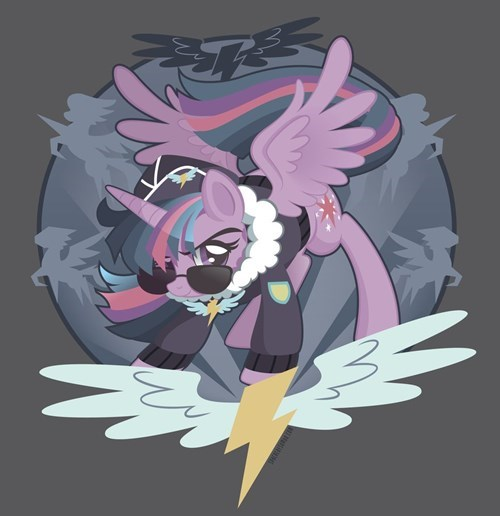 twilight sparkle wonderbolts - 8251168256