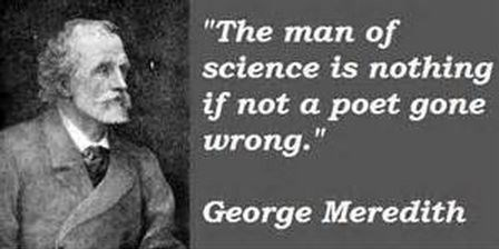 failure quote funny science poetry george meredith - 8251293440