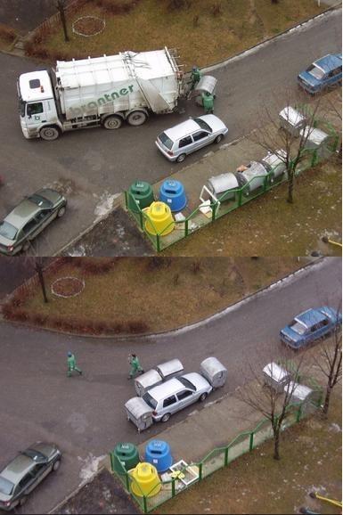 dumpster revenge garbage GARBAGE DAY karma - 8251351552