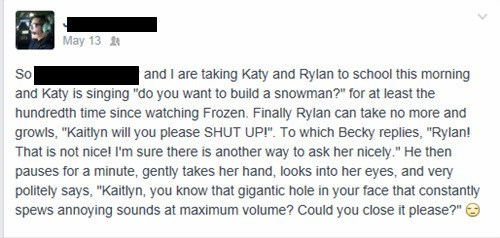 parenting kids these days frozen failbook - 8251474944