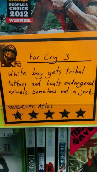 reviews,far cry 3