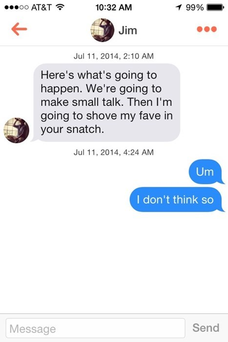 wtf message idiots small talk dating - 8252322048