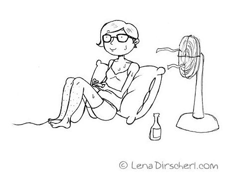Line art - Lena Dirscherl.com